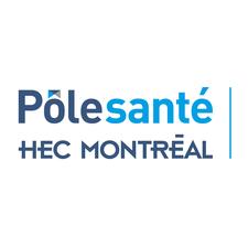 Pôle santé HEC Montreal logo
