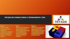 TRYADE RH CONSULTORIA e TREINAMENTO LTDA. logo