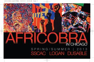 AFRICOBRA in Chicago - Closing Reception