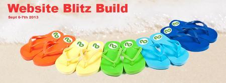 Website Blitz Build - Open Sessions