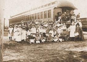Riders on the Orphan Train - SOLD OUT
