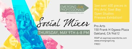 Emerging Arts Professionals Social Mixer
