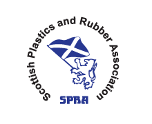 Scottish Plastics and Rubber Association logo