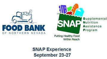 The SNAP Experience - Pledge to Participate for Hunger...