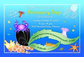 Rosenberg Institute Discovery Day at Romberg Tiburon Ce...