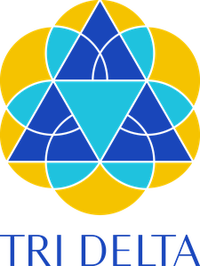 Delta Delta Delta Phoenix Valley Alumnae Chapter logo