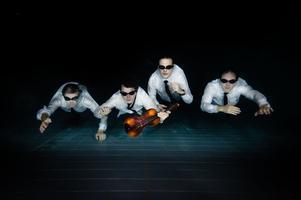 Modulus Quartet @ Zigfrid von Underbelly