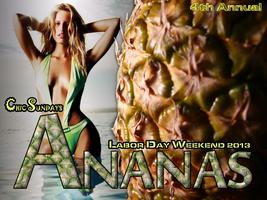ANANAS Persian Party (Labor Day Long Weekend)