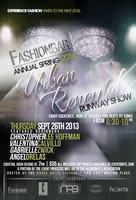 """FashionBar Chicago Presents: """"Urban Renewal"""" a Spring 2014..."""