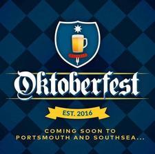 Oktoberfest Portsmouth  logo