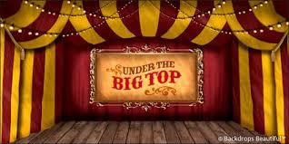 """Under the Big Top"" Auxiliary Dinner and Tricky Tray"