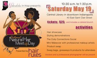 National Natural Hair Meetup Day