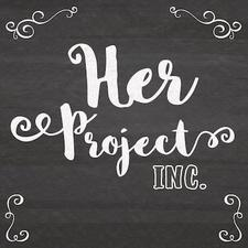 Her Project Inc. logo