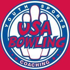 USA Bowling Coaching logo