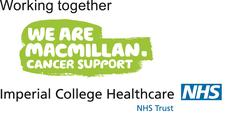 Macmillan Cancer Support and Imperial College Healthcare NHS Trust  logo