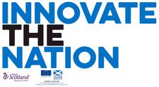 Innovate The Nation - VisitScotland logo