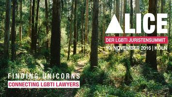 ALICE | Der LGBTI Juristensummit 2016