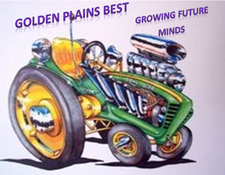 Golden Plains BEST logo