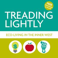Treading Lightly logo