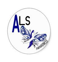 Fall into Fashion ALS Committee logo