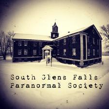 South Glens Falls Paranormal Society logo