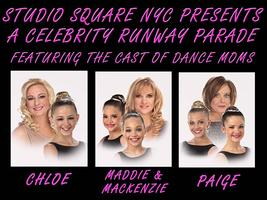 Celebrity Runway Parade Featuring the Cast of Dance Mom...