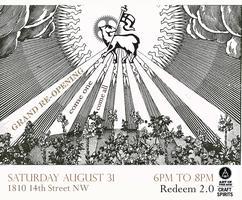 Redeem Grand Re-Opening Celebration
