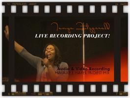 Tanya Fitzgerald's Live Recording!