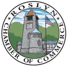 The Roslyn Chamber of Commerce logo
