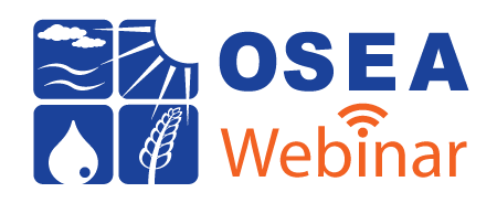 OSEA Webinar: Increasing Sustainable Energy in the...