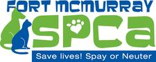 Fort McMurray SPCA logo