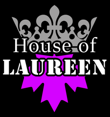 House of Laureen logo