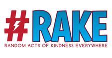 R.A.K.E. (Random Acts of Kindness Everywhere) #RAKE  logo
