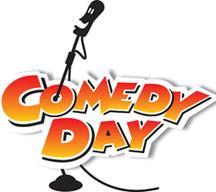 Comedy Celebration Day, Inc., a 501(c)(3) nonprofit organization. logo