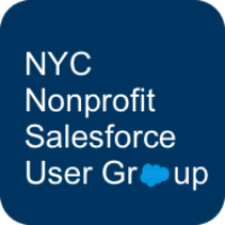 New York City Nonprofit Salesforce User Group logo