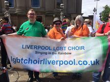 Liverpool LGBT Choir logo