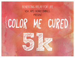 Color Me Cured 5K
