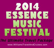 2014 Essence Music Festival Travel Package -...