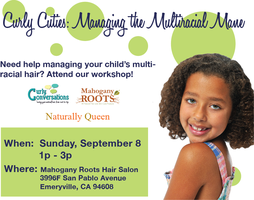 Curly Cuties: Managing the Multiracial Mane