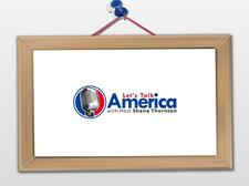 Let's Talk America with Host Shana Thornton Radio Show  logo