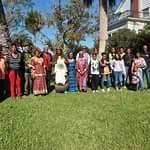Butler Island Plantation Gathering of descendants/...