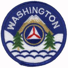 Washington Wing - Civil Air Patrol logo