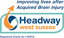 Headway West Sussex logo