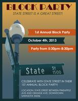 State Street District Presents: First Annual Block...