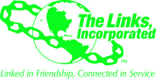 Renaissance (MI) Chapter of The Links, Incorporated logo