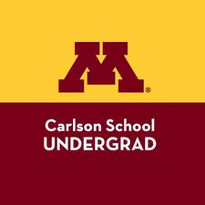 Carlson School Undergraduate Transfer Admissions logo