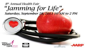 Jamming For Life - Health Fair