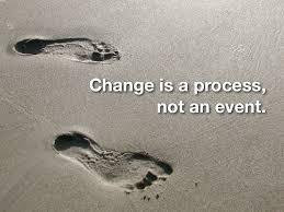 Coping with CHANGE ~ I ADAPT ~