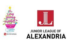 The Junior League of Alexandria, LA logo