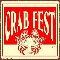 3rd Annual Crab Fest 2013